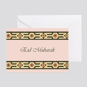 Traditional Motif 2 Greeting Card
