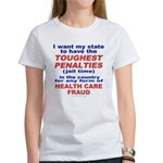 Toughest Penalties Women's T-Shirt