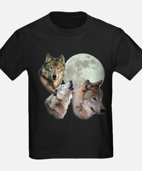 New Moon Wolf T