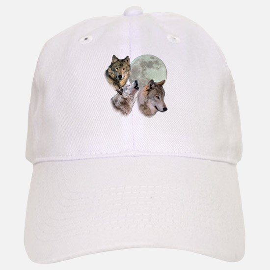 New Moon Wolf Cap