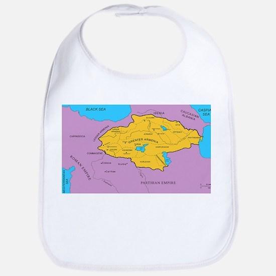 Arsacid / Arshakuni Map Bib