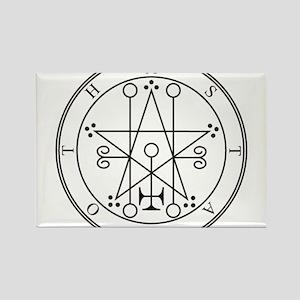 Seal of Astaroth Rectangle Magnet