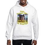 Squirrel Your Birdfeer Is Empty L Sweatshirt