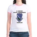 3-506TH CURRAHEE Jr. Ringer T-Shirt