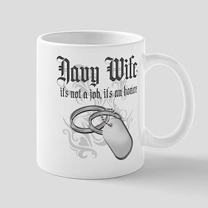 Navy Wife - It's not a Job it Mug