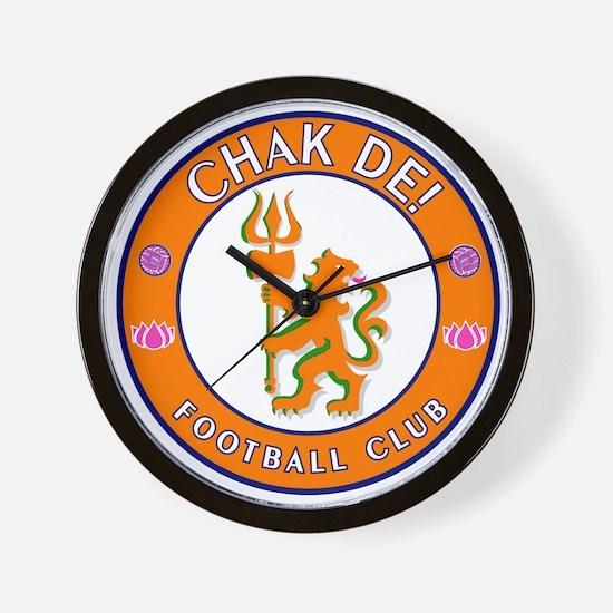 Chak De! Football Club Wall Clock