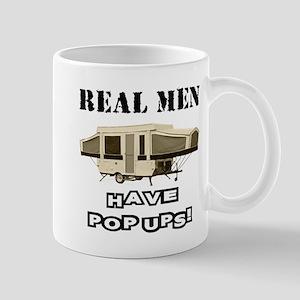 Real Men Pop Up Mug