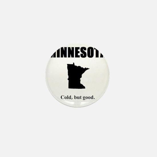 Cute Minneapolis Mini Button
