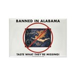 Banned in Alabama Magnet