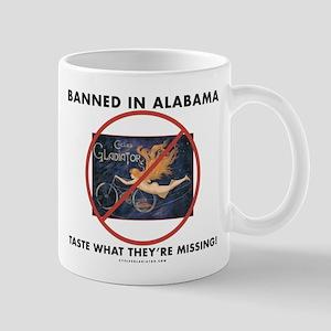 Banned in Alabama Mug