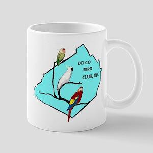 delco logo Mugs