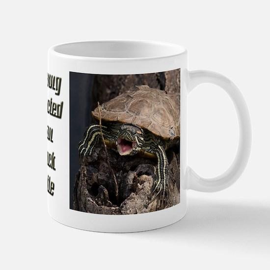 Mad Turtle Mug