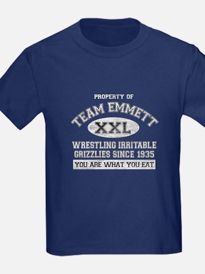 Property of Team Emmett T