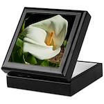Keepsake Box - White Lilly