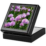 Keepsake Box -Clover Flower