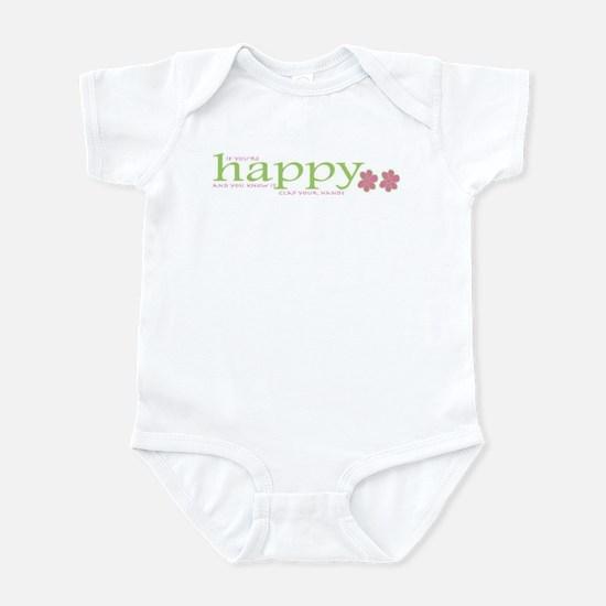 Happy Infant Bodysuit