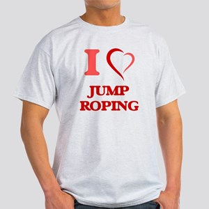 I Love Jump Roping T-Shirt