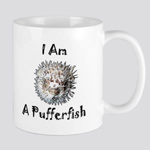 pufferfishcomplete Mugs