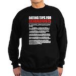 Dating Tips Sweatshirt (dark)