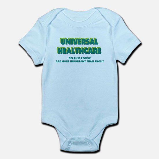 Universal HealthCare Infant Bodysuit