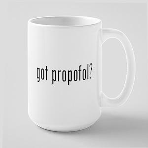 got propofol? Large Mug