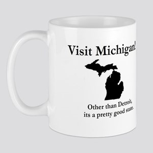 visitmichigan Mugs