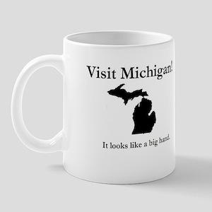 visitmichigan2 Mugs
