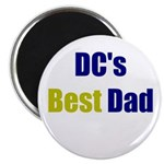 DC's Best Dad Magnet