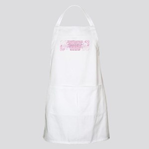 Life is for living BBQ Apron