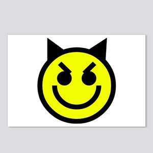 Smiley Postcards (Package of 8)