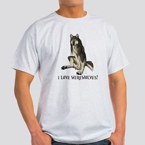 I love werewolves T-Shirt