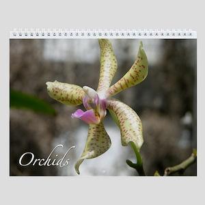 Orchids 2010 Calendar