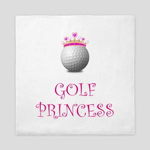Golf Princess Queen Duvet