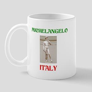 Michelangelo Mug