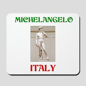 Michelangelo Mousepad