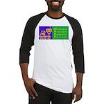 WRRF T-Shirt Baseball Jersey