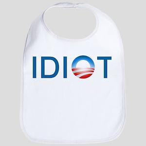 Obama Idiot Bib