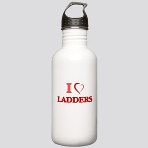 I Love Ladders Stainless Water Bottle 1.0L
