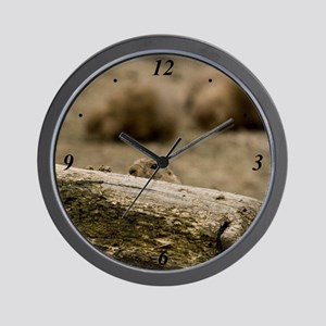 Prairie Dog 1531 Wall Clock