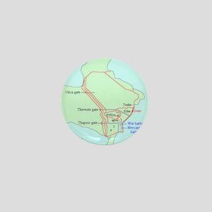 Plan of Carthage Mini Button