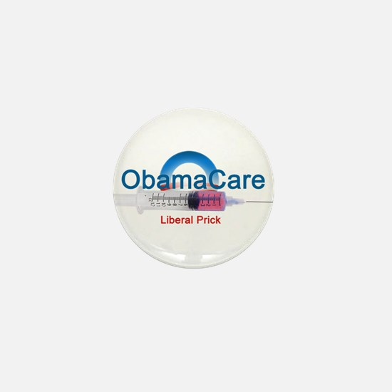 ObamaCare Mini Button (10 pack)