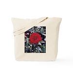 Tote Bag - Red Rose #1