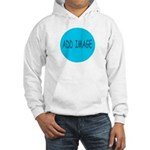 Rocks-Sea/Horse (Ar-Blk) Hooded Sweatshirt
