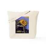 Tote Bag - Sunflowers - Flirting & URL