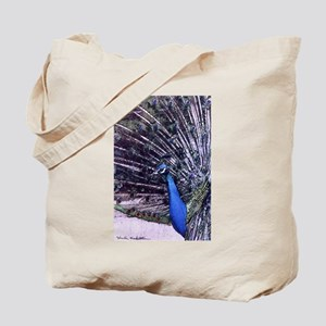 Peacock #1 Tote Bag