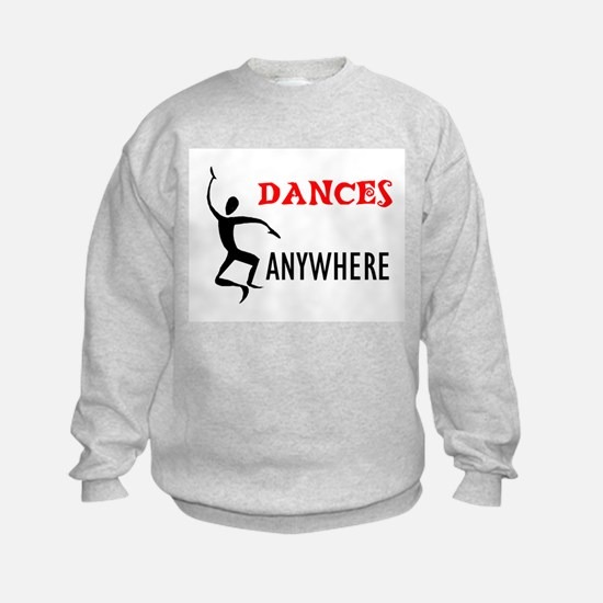 DANCING FOOL Sweatshirt