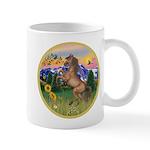 Mt Country/Horse (Ar-Brn) Mug