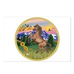 Mt Country/Horse (Ar-Brn) Postcards (Package of 8)