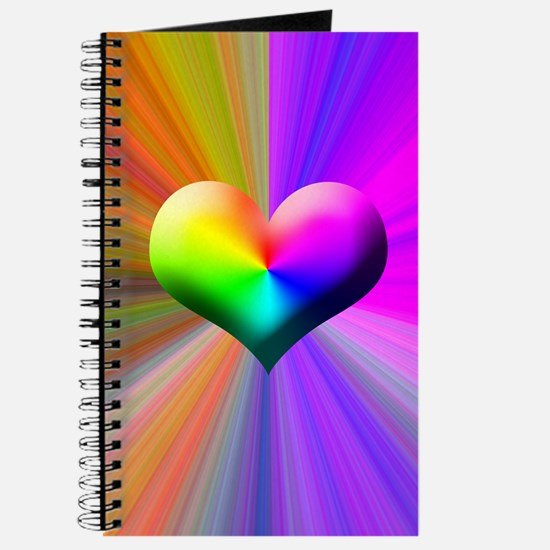 Heart Colors Journal