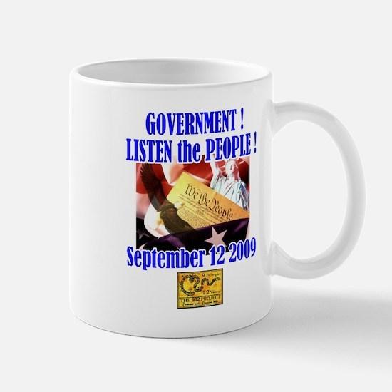 Unique Boston terror Mug